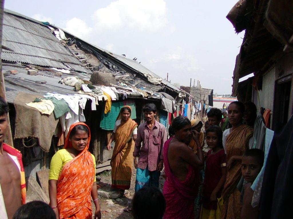 Hilfe für Frauen in Bangladesch