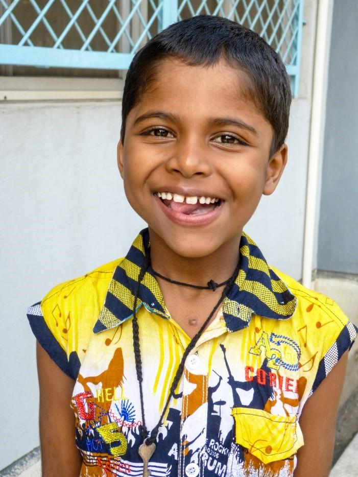 Kindern helfen: Rohit