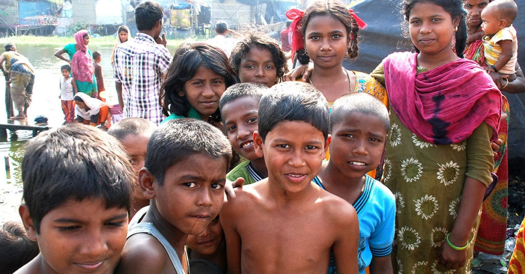 Armut in der Welt