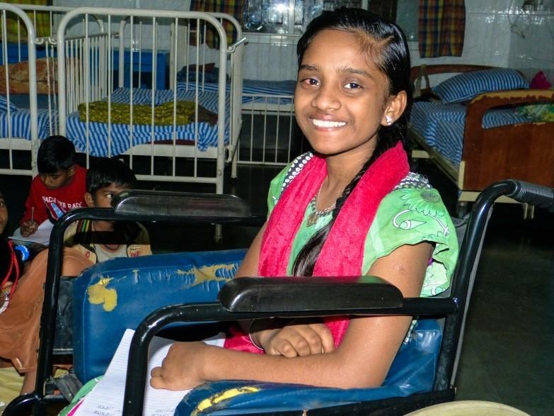 Kindern helfen: Puja