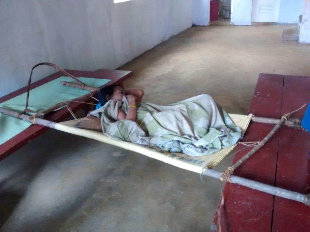 Tuberkulose-Therapie auf Mindoro