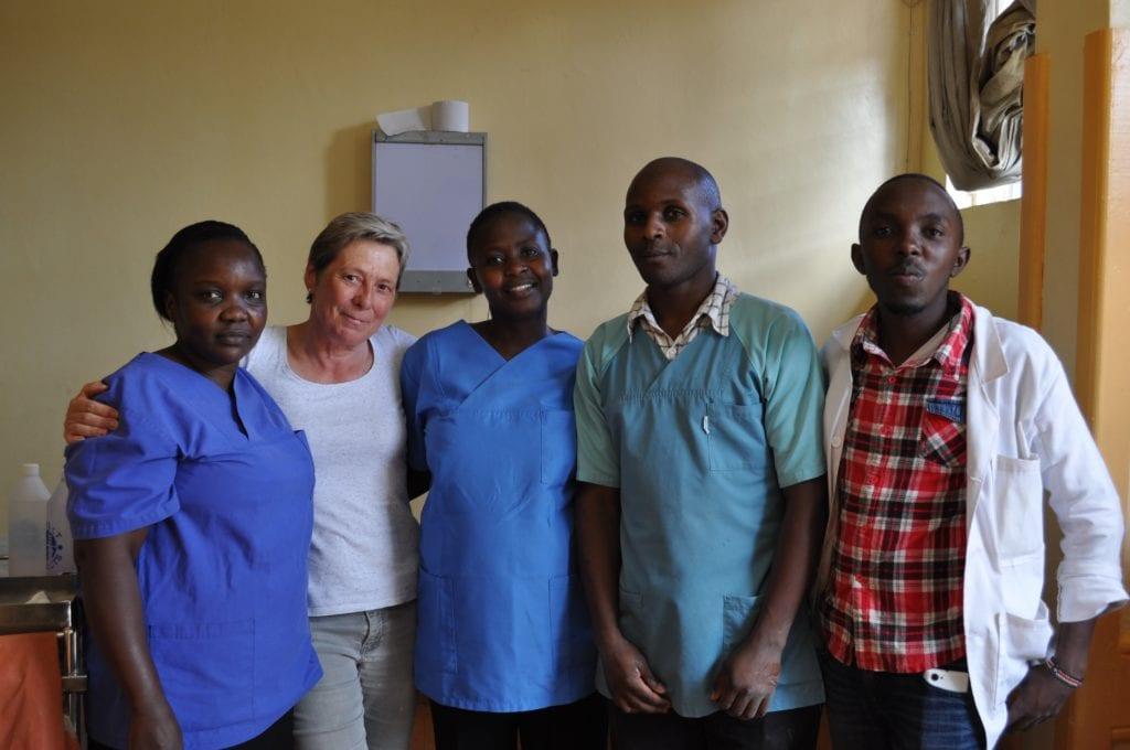 Ehrenamtlich arbeiten in Nairobi