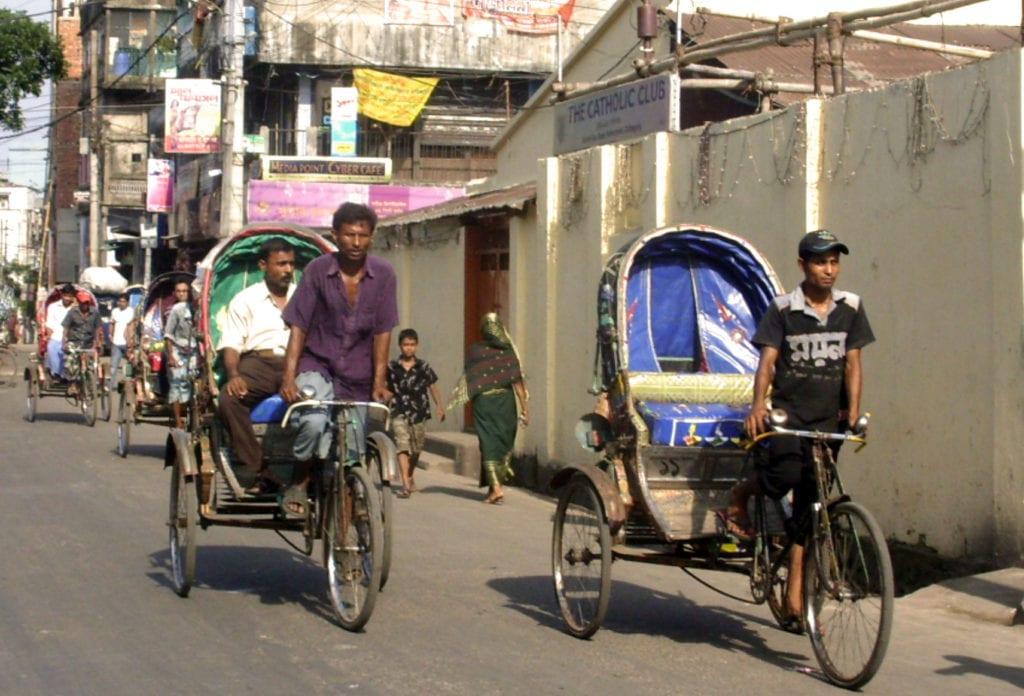 Bakschisch in Bangladesch