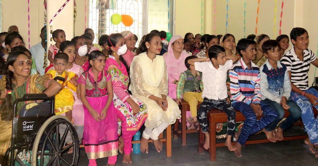 Lungen-Tbc bei Kindern