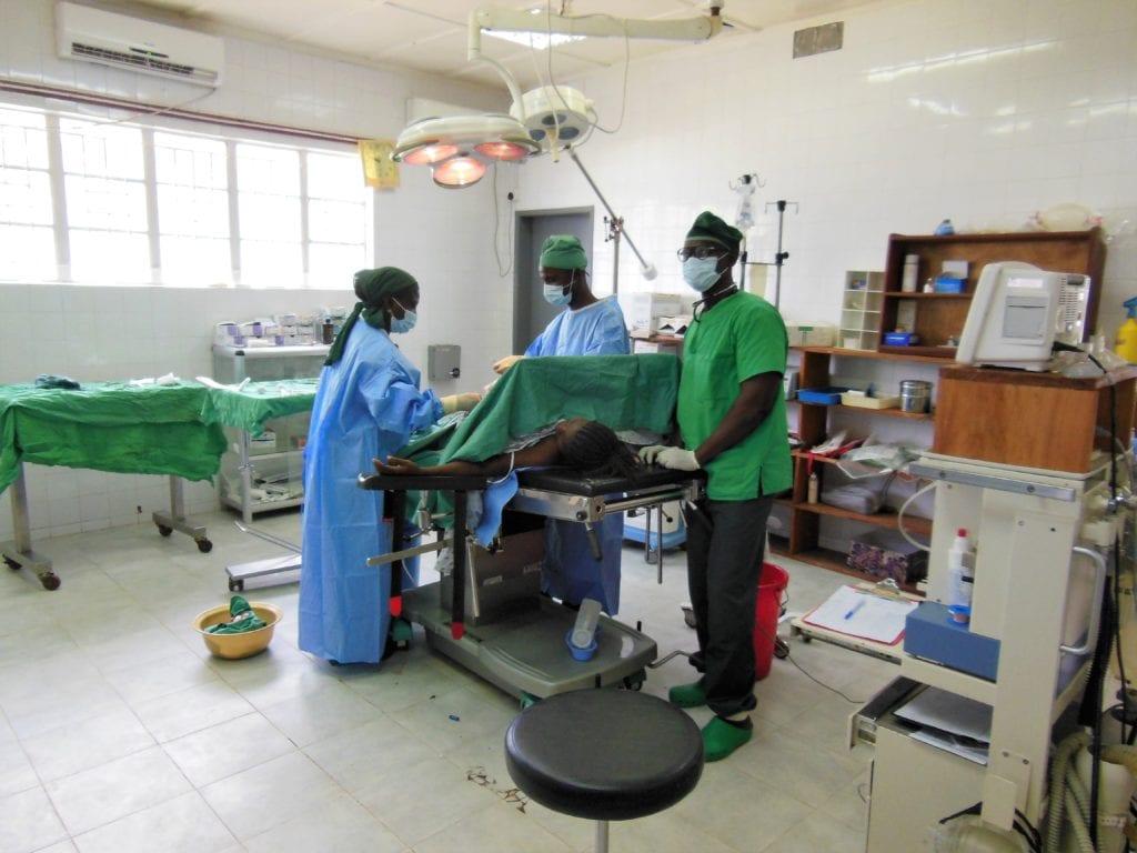 Viele medizinische Notfälle werden behandelt