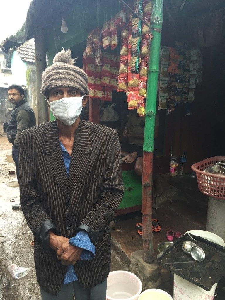 Tuberkulose-Behandlung in Indien