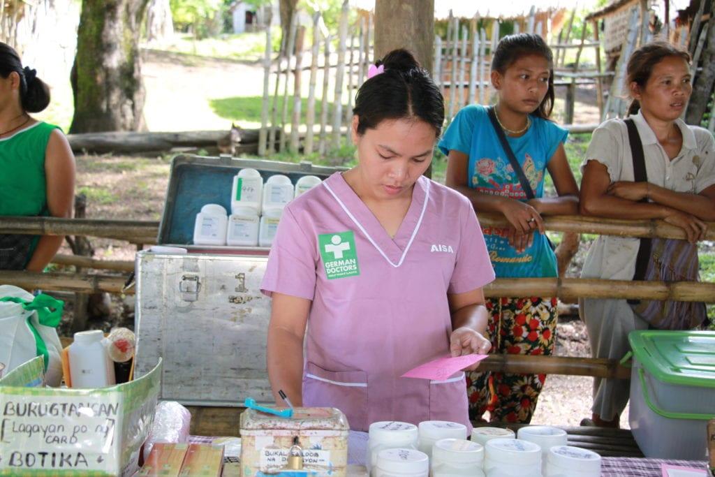 Mitarbeiter Mindoro