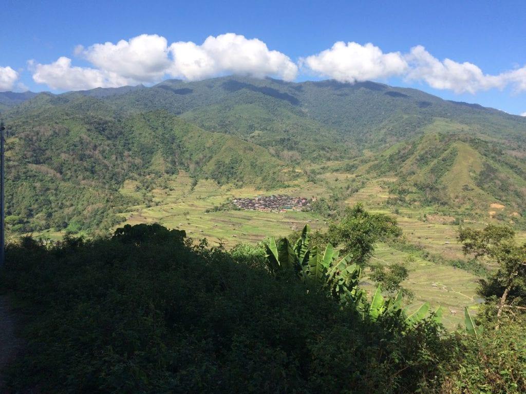Reisterrassen von Luzon
