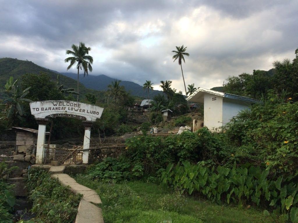 Helfen auf Luzon