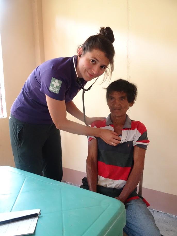 Wir können auf Luzon vielen Menschen helfen