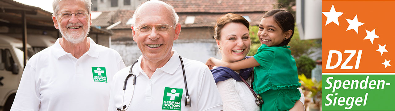 Meaningful Donations - German Doctors e.V.